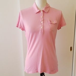 Penguin Pink Shirt Size S